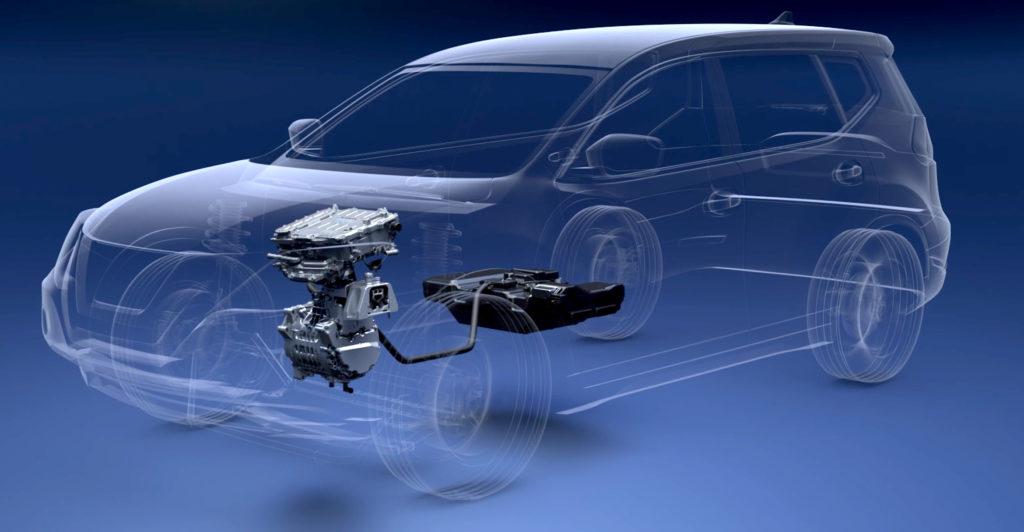 NISSAN พร้อมเปิดตัวเทคโนโลยี e-POWER ในรถ Compact SUV เร็ว ๆ นี้